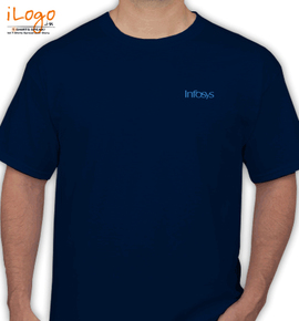 Infosys- - T-Shirt
