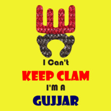 Keep-Clam-Gujjar T-Shirt