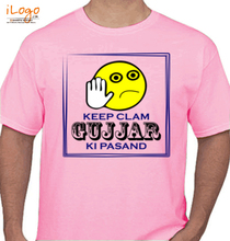 Gujjar KeepclamGujjarPasand T-Shirt