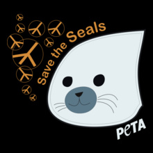 Save-the-seals T-Shirt