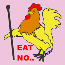 Eat-no-PETA T-Shirt