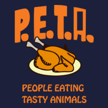 People-eating-tasty-food T-Shirt