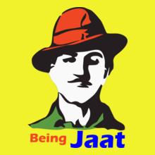Being-Jaat T-Shirt