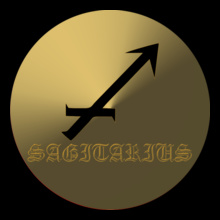 Sagitarius ZODIAC T-Shirt