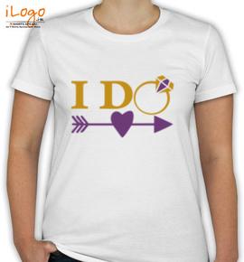 i do - T-Shirt [F]