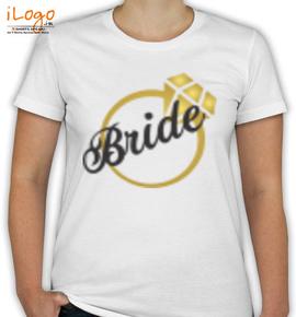Ring Bride - T-Shirt [F]