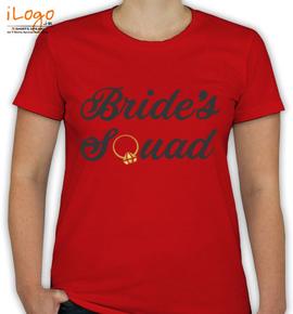 Bride Squad - T-Shirt [F]