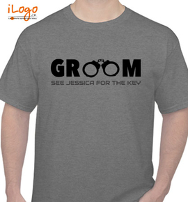 Groom.. - T-Shirt