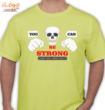 Be-strong T-Shirt