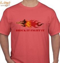Boxing Motivational Fight-it T-Shirt