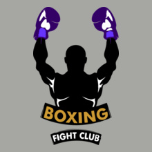 Boxing Motivational Fight-club T-Shirt