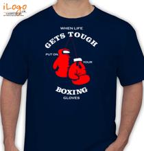 Boxing Motivational T-Shirts