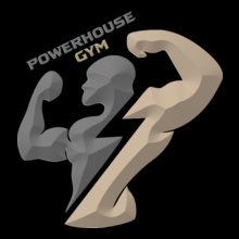 Gym Inspirational Powerhouse-gym T-Shirt