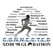 XIMB 98 Globathon XIMB--glb T-Shirt