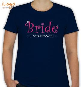 bride star - T-Shirt [F]
