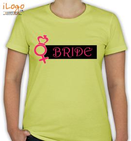 bride key - T-Shirt [F]