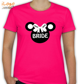 bride disney date - T-Shirt [F]