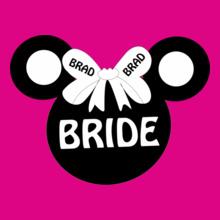 bride-disney-date T-Shirt