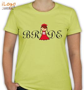 bridedressup - T-Shirt [F]