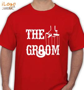 groom god father - T-Shirt