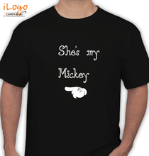 Bachelor Party groom-mickey T-Shirt