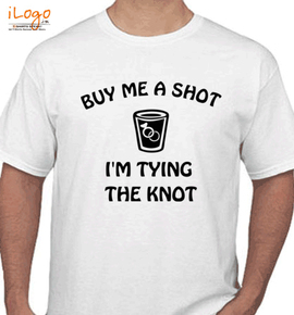 Groom shot - T-Shirt
