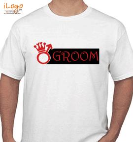 groom grown - T-Shirt
