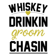 Bachelor Party groom-drinking-whiskey T-Shirt