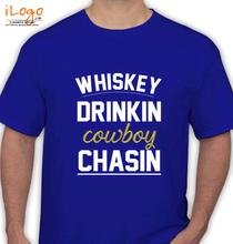 Bachelor Party groom-cowboy T-Shirt