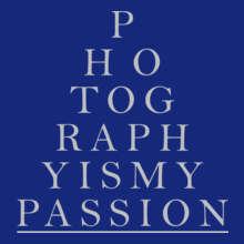 photography-passion T-Shirt