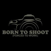Photographer Born-to-Shoot T-Shirt