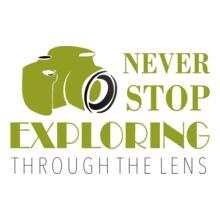Photographer Exploring-photos T-Shirt