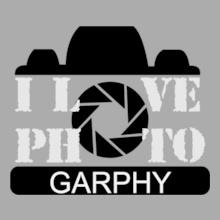 Photographer love-photo-garphy T-Shirt