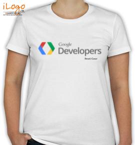 GoogledevS - T-Shirt [F]