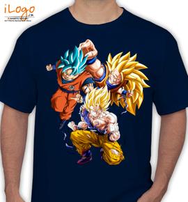 Goku-form - T-Shirt