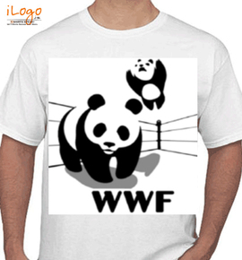 WWF-Panda - T-Shirt