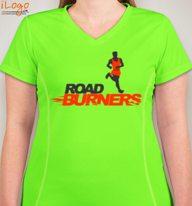 Kashmira-vneck - Blakto Women's Sports T-Shirt