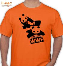 WWF I-support-WWF T-Shirt