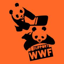 I-support-WWF T-Shirt