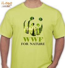 WWF WWF-for-nature T-Shirt