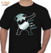 WWF never-say-No-to-Panda........... T-Shirt