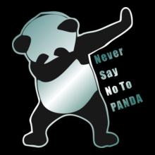 never-say-No-to-Panda........... T-Shirt