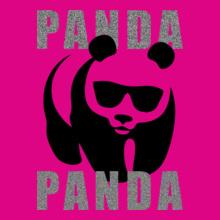 WWF Panda-panda T-Shirt