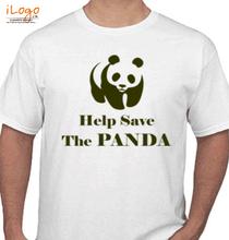 WWF Help-save-Panda T-Shirt