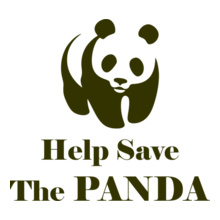 WWF Help-save-Panda T-Shirt