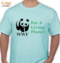 WWF WWF-For-a-living-planet T-Shirt