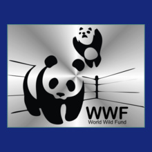 WWF WWF-ring T-Shirt