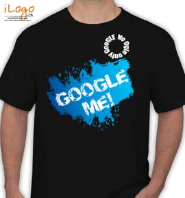 Google-Tee - T-Shirt