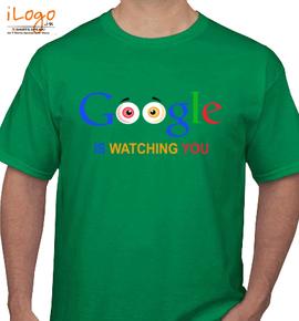 Google-watching - T-Shirt
