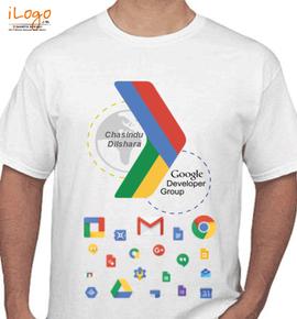 Google- - T-Shirt